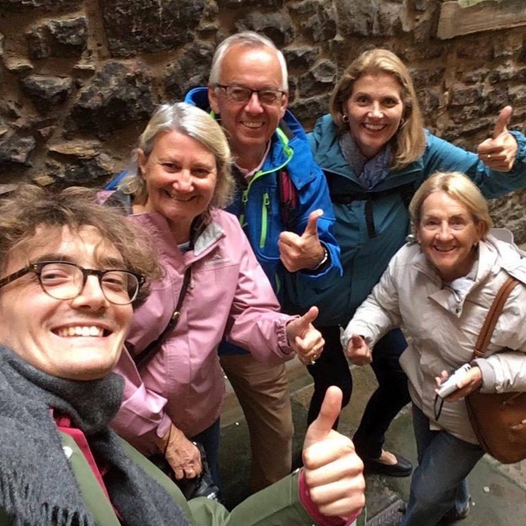 Architecture tour Edinburgh 1
