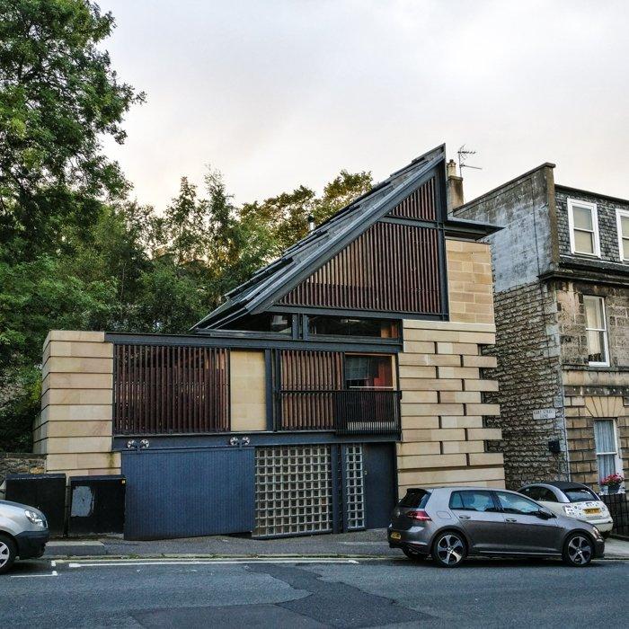 Richard Murphy's House | Contemporary Architecture Tour Edinburgh