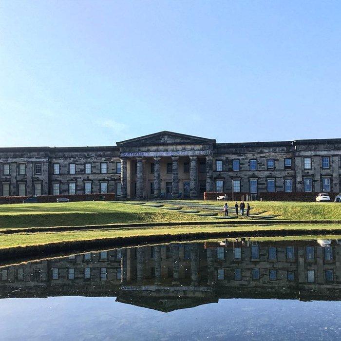 Dean Village Architecture Tour Edinburgh IN