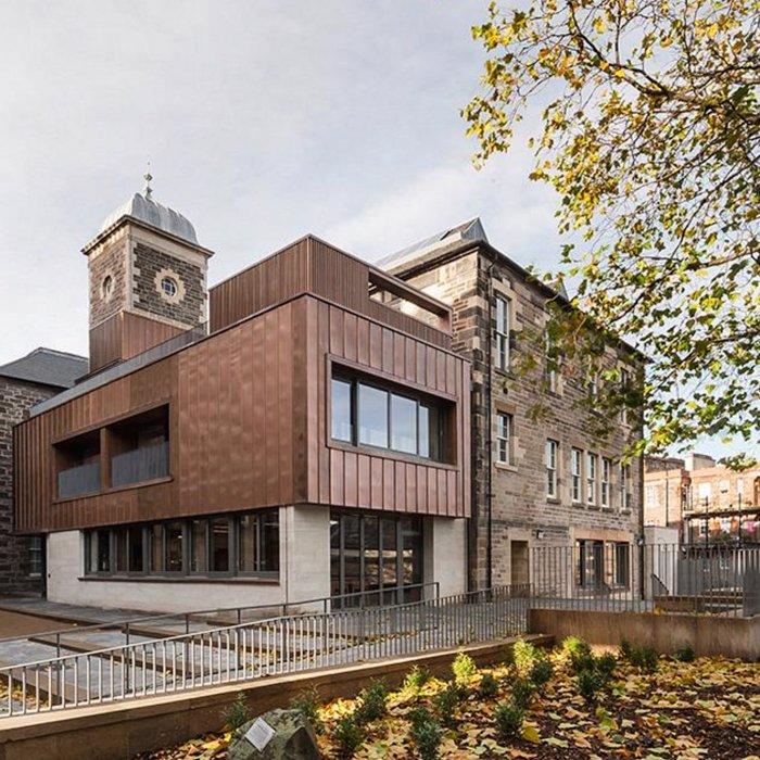 Edinburgh Architecture Tour 56-2 EI