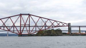 Forth Railway Bridge Island | Edinburgh Tours