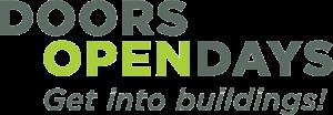 Doors open Days Festival logo | Edinburgh tours