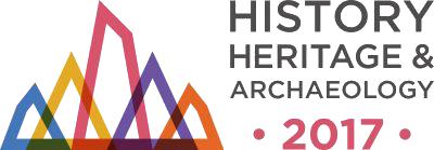 History Heritage and Archaeology year Festival logo | Edinburgh tours