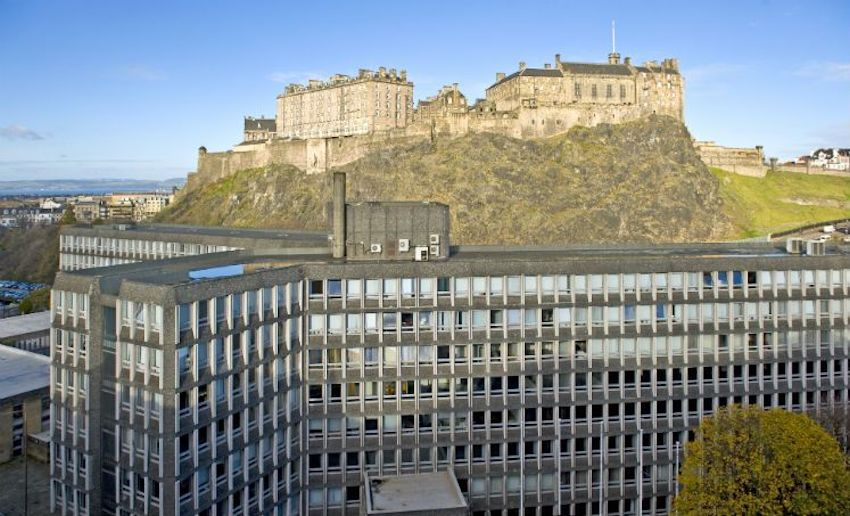Edinburgh Architecture 4