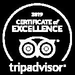 Edinburgh Architecture Tours TripAdvisor Excellence Certificate White
