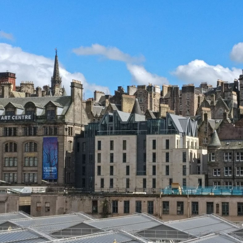 Market Street Hotel by JM Architects | Edinburgh Architecture Walking Tour