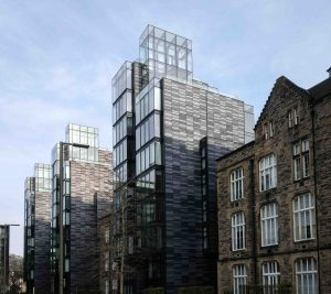 Edinburgh Quartermile Foster and Partners_Architectural Projects in Edinburgh_Walking Tours