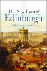 Book cover_The New Town of Edinburgh_Edinburgh History tour in 8 books